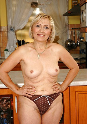 Granny in panties and hot twink 9